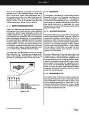 Four Winns Funship 214 234 264 Boat Owners Manual, 2003,2004,2005 page 25