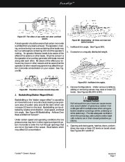 Four Winns Funship 214 234 264 Boat Owners Manual, 2003,2004,2005 page 33