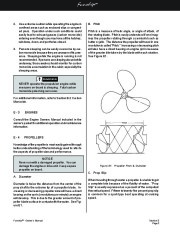 Four Winns Funship 214 234 264 Boat Owners Manual, 2003,2004,2005 page 50
