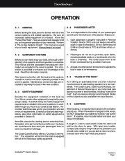 Four Winns Sundowner 205 225 245 285 Boat Owners Manual, 2003,2004,2005,2006,2007,2008 page 22