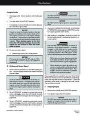 Four Winns Sundowner 205 225 245 285 Boat Owners Manual, 2003,2004,2005,2006,2007,2008 page 25
