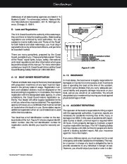 Four Winns Sundowner 205 225 245 285 Boat Owners Manual, 2003,2004,2005,2006,2007,2008 page 27