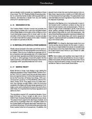 Four Winns Sundowner 205 225 245 285 Boat Owners Manual, 2003,2004,2005,2006,2007,2008 page 28