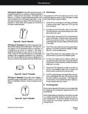 Four Winns Sundowner 205 225 245 285 Boat Owners Manual, 2003,2004,2005,2006,2007,2008 page 30