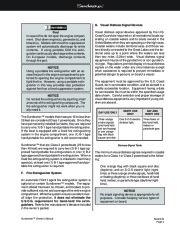 Four Winns Sundowner 205 225 245 285 Boat Owners Manual, 2003,2004,2005,2006,2007,2008 page 31
