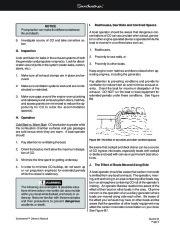Four Winns Sundowner 205 225 245 285 Boat Owners Manual, 2003,2004,2005,2006,2007,2008 page 34