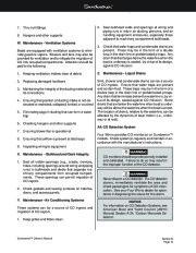 Four Winns Sundowner 205 225 245 285 Boat Owners Manual, 2003,2004,2005,2006,2007,2008 page 38