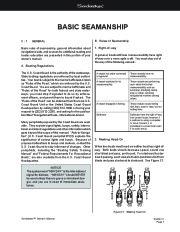 Four Winns Sundowner 205 225 245 285 Boat Owners Manual, 2003,2004,2005,2006,2007,2008 page 44