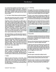 Four Winns Sundowner 205 225 245 285 Boat Owners Manual, 2003,2004,2005,2006,2007,2008 page 47