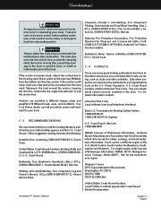 Four Winns Sundowner 205 225 245 285 Boat Owners Manual, 2003,2004,2005,2006,2007,2008 page 48