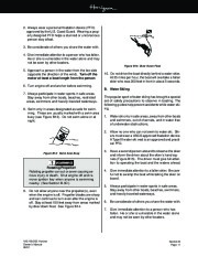 Four Winns Horizon 180 190 200 Boat Owners Manual, 2002,2003 page 32