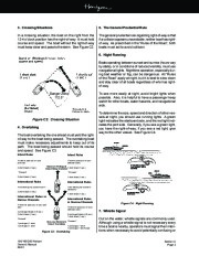 Four Winns Horizon 180 190 200 Boat Owners Manual, 2002,2003 page 36