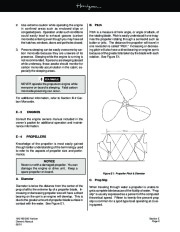 Four Winns Horizon 180 190 200 Boat Owners Manual, 2002,2003 page 44
