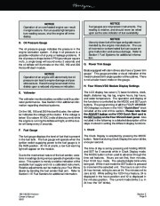 Four Winns Horizon 180 190 200 Boat Owners Manual, 2002,2003 page 47