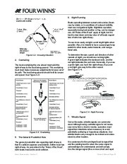 Four Winns F-Series Boat Owners Manual, 2011 page 41
