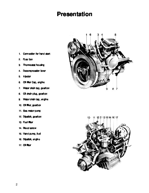 volvo penta md5a marine diesel engine workshop manual rh marine filemanual com Volvo Penta Engine Specifications Volvo Penta Engine Schematics