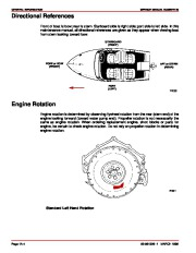 Mercury MerCruiser GM 4 Cylinder 181 cid 3.0L Marine Engines Service Manual Number 26, 1998,1999,2000,2001,2002,2003,2004,2005,2006,2007,2008,2009,2010,2011 page 10