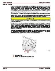 Mercury MerCruiser GM 4 Cylinder 181 cid 3.0L Marine Engines Service Manual Number 26, 1998,1999,2000,2001,2002,2003,2004,2005,2006,2007,2008,2009,2010,2011 page 14