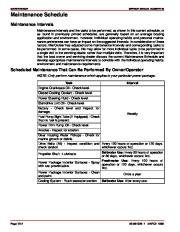 Mercury MerCruiser GM 4 Cylinder 181 cid 3.0L Marine Engines Service Manual Number 26, 1998,1999,2000,2001,2002,2003,2004,2005,2006,2007,2008,2009,2010,2011 page 18