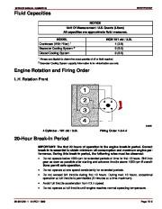 Mercury MerCruiser GM 4 Cylinder 181 cid 3.0L Marine Engines Service Manual Number 26, 1998,1999,2000,2001,2002,2003,2004,2005,2006,2007,2008,2009,2010,2011 page 21