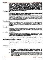 Mercury MerCruiser GM 4 Cylinder 181 cid 3.0L Marine Engines Service Manual Number 26, 1998,1999,2000,2001,2002,2003,2004,2005,2006,2007,2008,2009,2010,2011 page 24