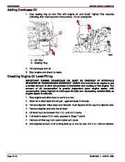 Mercury MerCruiser GM 4 Cylinder 181 cid 3.0L Marine Engines Service Manual Number 26, 1998,1999,2000,2001,2002,2003,2004,2005,2006,2007,2008,2009,2010,2011 page 26