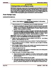Mercury MerCruiser GM 4 Cylinder 181 cid 3.0L Marine Engines Service Manual Number 26, 1998,1999,2000,2001,2002,2003,2004,2005,2006,2007,2008,2009,2010,2011 page 36