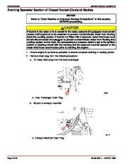 Mercury MerCruiser GM 4 Cylinder 181 cid 3.0L Marine Engines Service Manual Number 26, 1998,1999,2000,2001,2002,2003,2004,2005,2006,2007,2008,2009,2010,2011 page 42