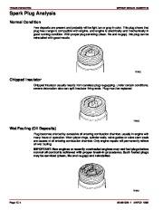 Mercury MerCruiser GM 4 Cylinder 181 cid 3.0L Marine Engines Service Manual Number 26, 1998,1999,2000,2001,2002,2003,2004,2005,2006,2007,2008,2009,2010,2011 page 50
