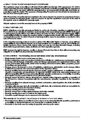 2007 Johnson 25 hp E4 EL4 4-Stroke Outboard Owners Manual, 2007 page 8