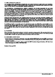 2007 Johnson 25 hp E4 EL4 4-Stroke Outboard Owners Manual, 2007 page 9
