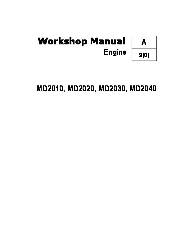 volvo penta aquamatic 280 285 290 shop manual