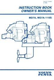 volvo penta md7a rh marine filemanual com Volvo MD7A Transmissn Motor Mounts for Volvo MD7A