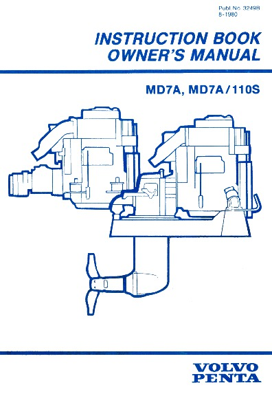 volvo penta md7a 110s owners manual rh marine filemanual com