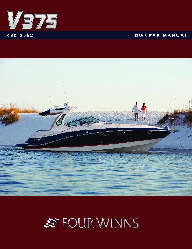 four winns v375 boat owners manual 2011 rh marine filemanual com four winns 238 vista owner's manual four winns 238 vista owner's manual