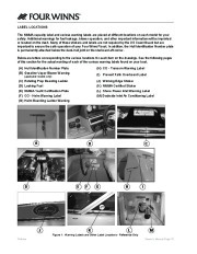 Four Winns V375 Boat Owners Manual, 2011 page 14