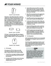 Four Winns V375 Boat Owners Manual, 2011 page 28