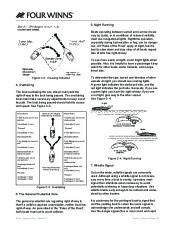 Four Winns V375 Boat Owners Manual, 2011 page 42