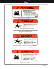 2002-2008 Four Winns Vista 378 Boat Owners Manual, 2002,2003,2004,2005,2006,2007,2008 page 12