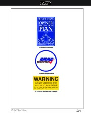 2002-2008 Four Winns Vista 378 Boat Owners Manual, 2002,2003,2004,2005,2006,2007,2008 page 15