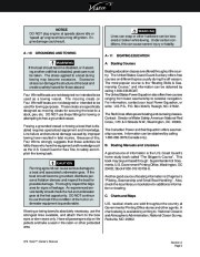 2002-2008 Four Winns Vista 378 Boat Owners Manual, 2002,2003,2004,2005,2006,2007,2008 page 28