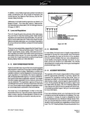 2002-2008 Four Winns Vista 378 Boat Owners Manual, 2002,2003,2004,2005,2006,2007,2008 page 29