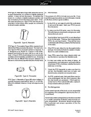 2002-2008 Four Winns Vista 378 Boat Owners Manual, 2002,2003,2004,2005,2006,2007,2008 page 32