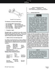 2002-2008 Four Winns Vista 378 Boat Owners Manual, 2002,2003,2004,2005,2006,2007,2008 page 34
