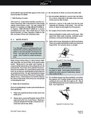 2002-2008 Four Winns Vista 378 Boat Owners Manual, 2002,2003,2004,2005,2006,2007,2008 page 43