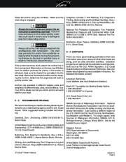 2002-2008 Four Winns Vista 378 Boat Owners Manual, 2002,2003,2004,2005,2006,2007,2008 page 49