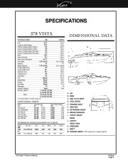 2002-2008 Four Winns Vista 378 Boat Owners Manual, 2002,2003,2004,2005,2006,2007,2008 page 7