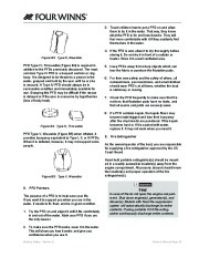 Four Winns V335 Boat Owners Manual, 2011 page 27