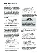 Four Winns V335 Boat Owners Manual, 2011 page 32