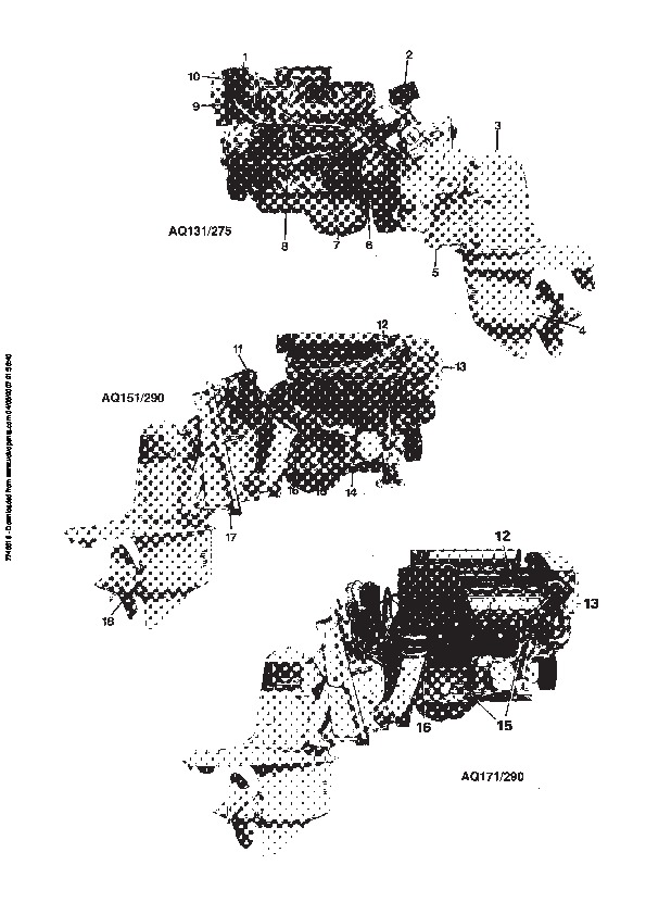 aq275 volvo penta parts diagram  u2022 wiring diagram for free